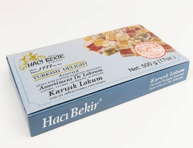 Haci Bekir Assorted Turkish Delight фото