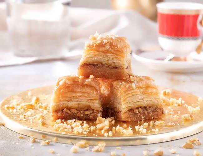 Baklava with Walnut фото
