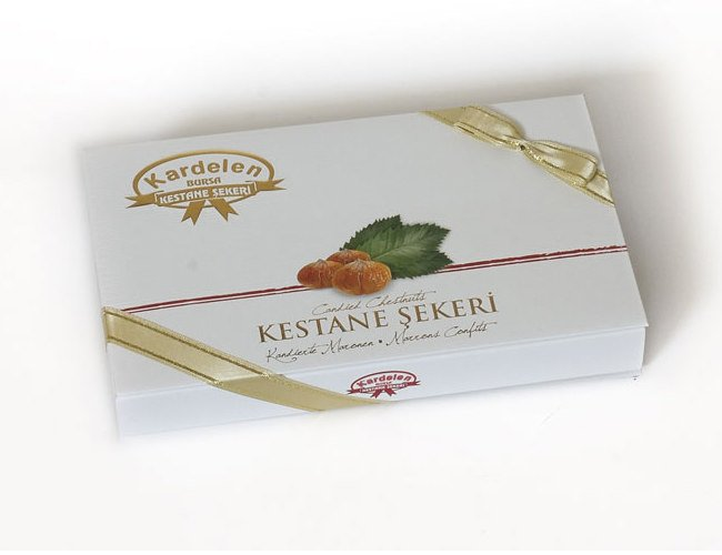Candied Chestnuts Gift Box фото