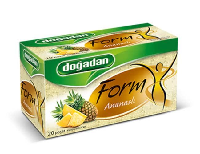Dogadan Form Pineapple Tea фото