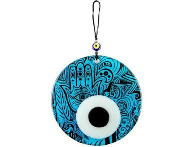 Fusion Evil Eye – Blown Glass фото