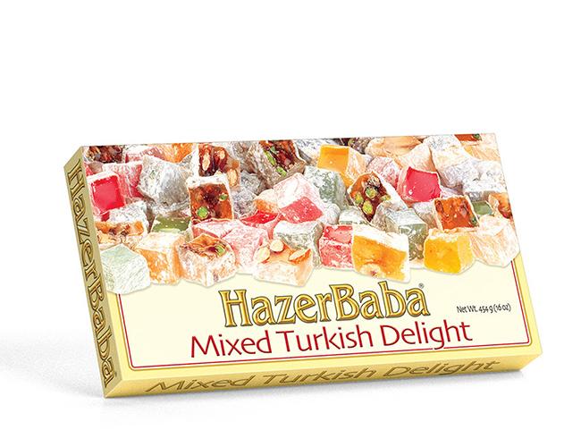 Hazer Baba Mixed Turkish Delight фото