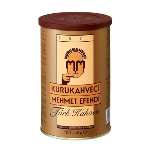250 gr Turkse koffie kurukahveci mehmet efendi