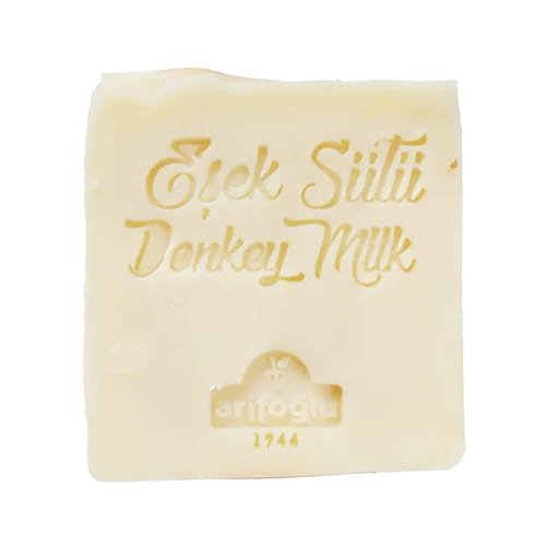 Arifoglu Organic Donkey Milk Soap (Turkish)