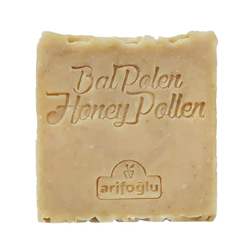 Savon au pollen de miel biologique Arifoglu (turc)