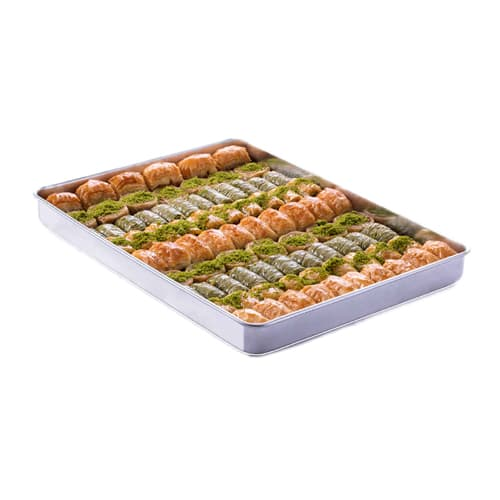 Blandad Baklava Mix i 1 Magasin