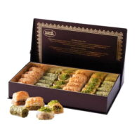 Assorted Mixed Baklava Special 1-KG Box