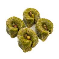 Baklava with pistachio (pasha)