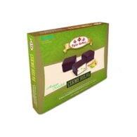 Покрытая шоколадом фисташковая растяжимая халва