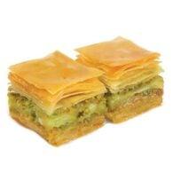 Glutenfri Baklava med pistache