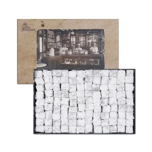 Haci bekir tierkesch Freed mat extraem Pistache 1450 gr