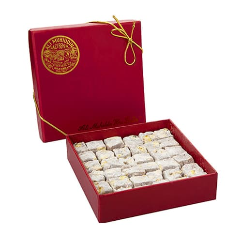 Haci Bekir Turkish Delight with Extra Pistachio 250 gr.