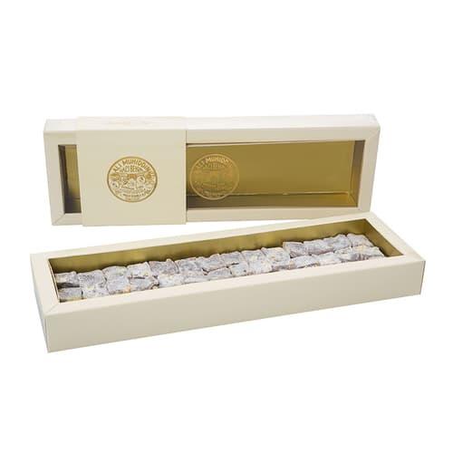 Haci bekir delicia turca con pistacho (caja corredera) 300 gr