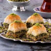 Хафиз-Мустафа-пахлава с фисташками