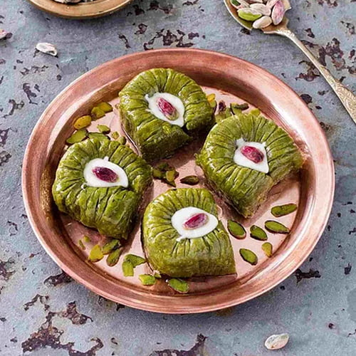 Hafiz mustafa baklava-with-pistachio-(pasha)