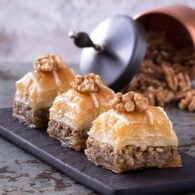 Hafiz Mustafa Baklava-with-Walnut