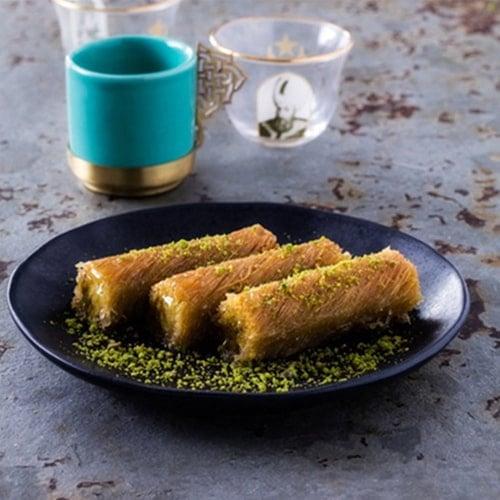 Hafiz mustafa burma-kadayıf-with-pistachio