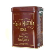 Hafız Mustafa Kauwgom Mastiek Koffie 170 Gr