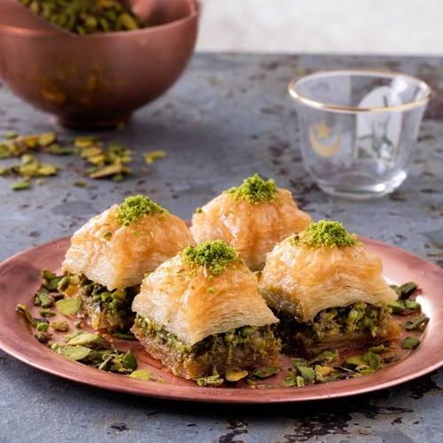 Hafiz-mustafa-tahan lama-kering-baklava-dengan-pistachio
