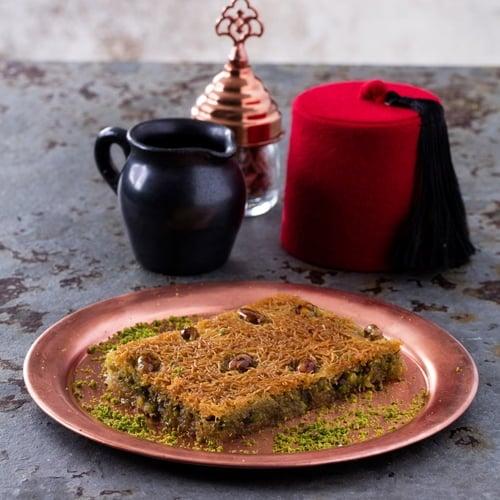 Hafiz mustafa tel-kadayıf-with-pistachio
