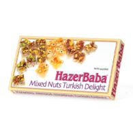 Hazer Baba Mixed Nuts Turkish Delight