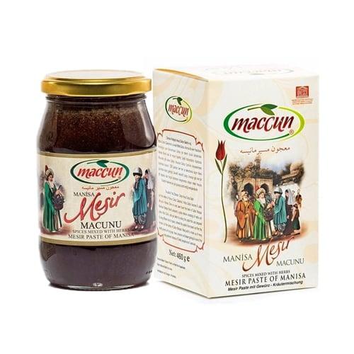 Pasta Herbal Mesir (Manisa Maccun)