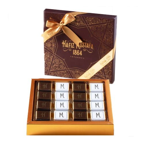 Luxury Madlen Chocolate Hafız Mustafa