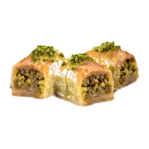 Nadir Dolama met pistache