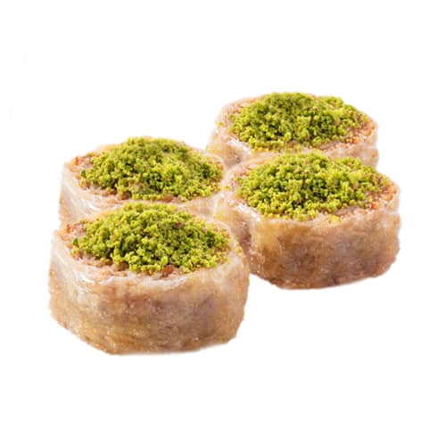 Palace Roll dengan Turkish Walnut
