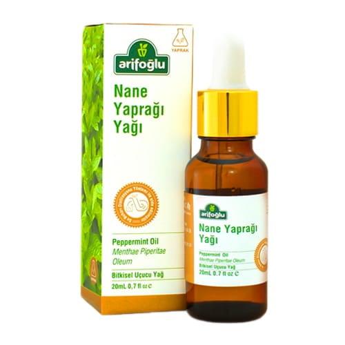 Aceite de menta turco