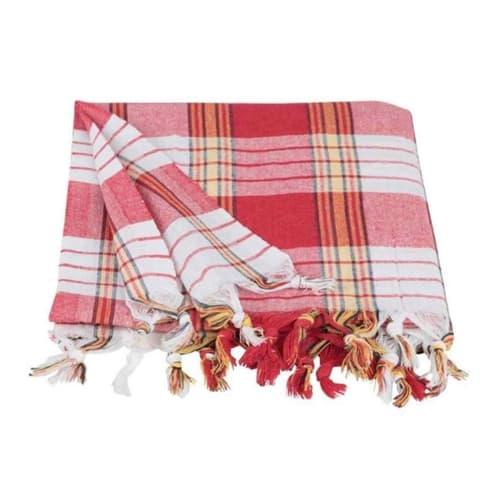 Peshtemal klassieke dunne handdoek in hamamstijl