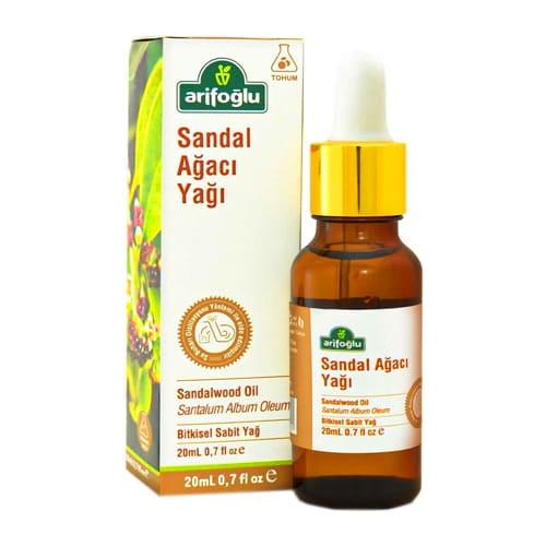 Sandal wood oil turkish