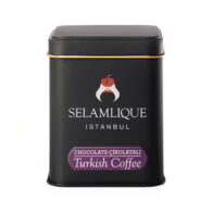 Selamlique Chocolate Turkish Coffee Box (125g)