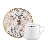 Sufi Irismano Tea / Coffee Cup Set 6 Pcs