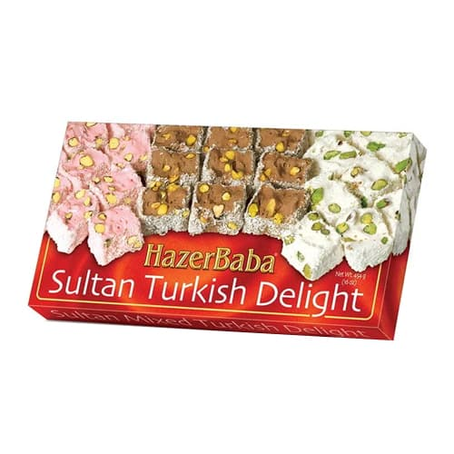 Sultan Turks fruitmix