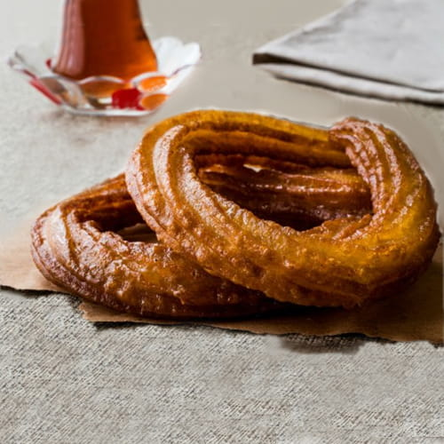 Turkish-circle-churros-dessert buy