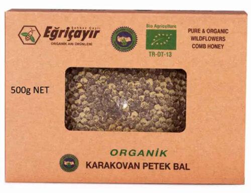 Natuurlijke honingraat karakovan 500gr