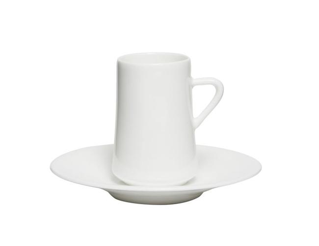 Sufi Caffe Lungo Coffee Set 6 Pieces - Plain фото