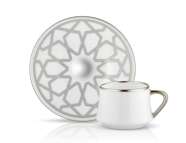 Sufi Turkish Coffee Cup Set 6 фото