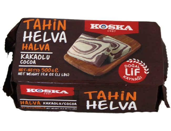 Turkish Cocoa Halva, Koska фото