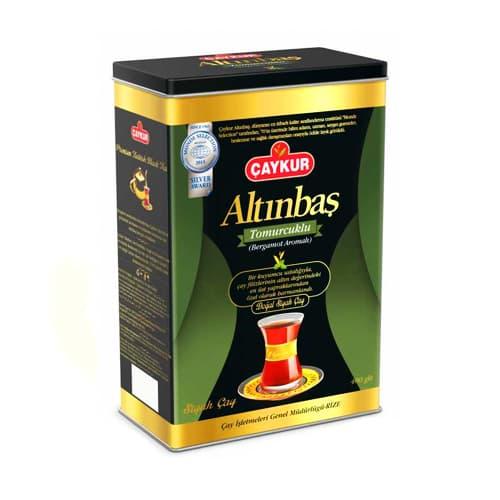 Çaykur Bergamot Geparfumeerde Altınbaş Turkse zwarte thee