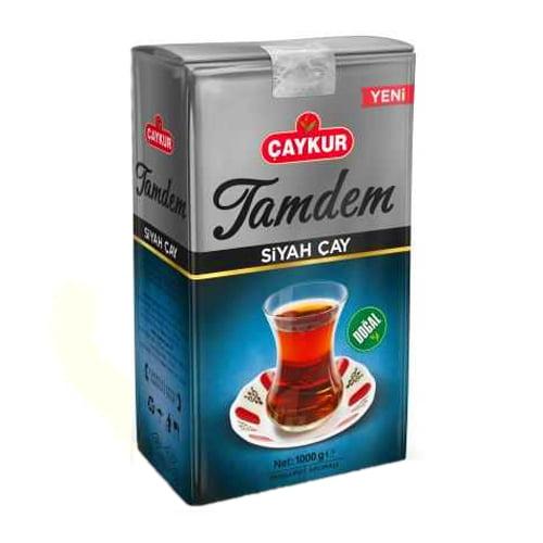 Tè nero turco tamdem aromatizzato al bergamotto Çaykur