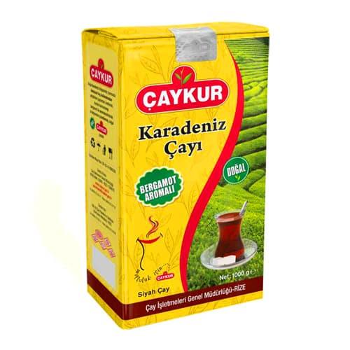 Çaykur Black Sea Bergamot Flavoured Turkish Black Tea