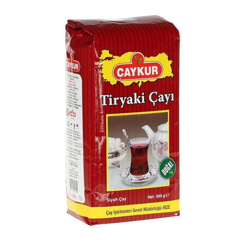 Çaykur-Turkish-Black Tea Addict (Tiryaki)