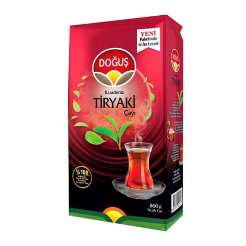 Doğuş Black Sea Tea Addict (Tiryaki)