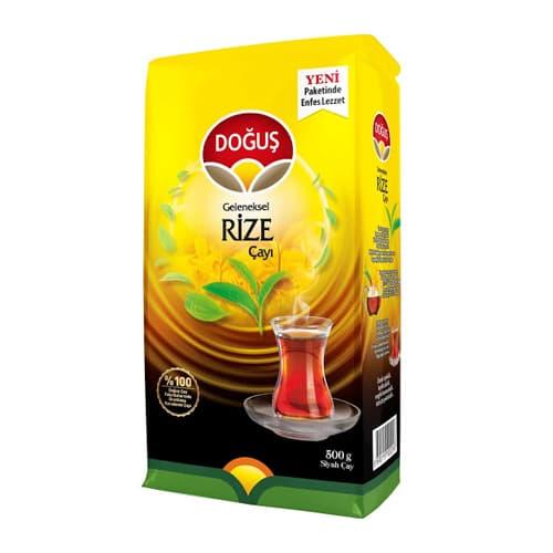 Dogus rize türkischen schwarzen Tee
