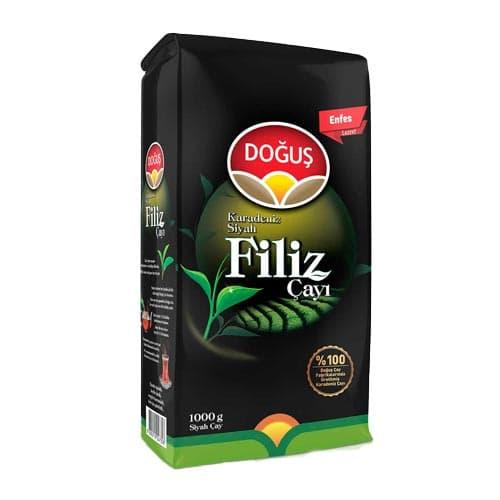Tè nero turco di Dogus Sprout (Filiz)