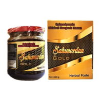 Turkse Macun met Epimedium kruidenpasta (afrodisiacum) - Şahmerdan Gold Premium