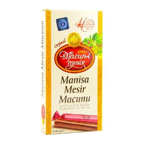 Turkish Mesir Macun Stick - Pasta Mesir (5 pcs)