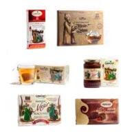 Turkish Mesir Paste (Mesir Macunu) Aphrodisiac - Maccun Set (6 in 1)